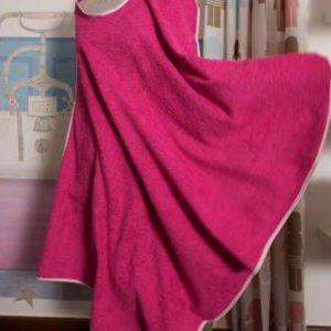 terry cloth mother apron